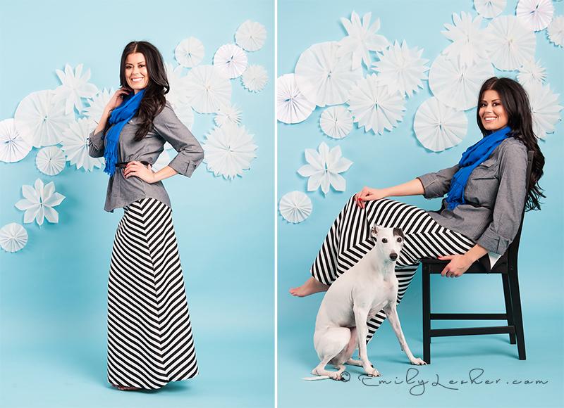 Kendyl Bell, Miss Utah USA 2012, black and white striped skirt, Whippet