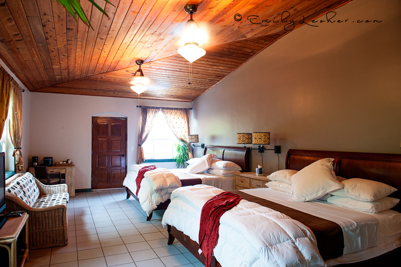 Shearwater Resort garden room, hotel room, Caribbean hotel, Caribbean Photographer