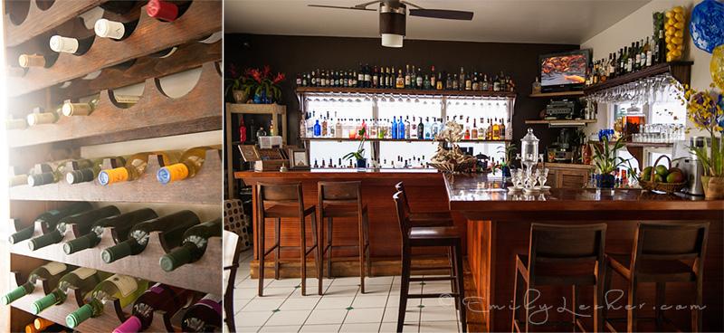 Shearwater Resort bar, bar, Caribbean Bar, Saba Bar, Dutch West Indies Bar