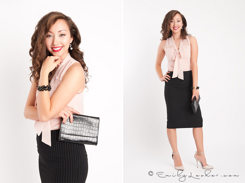 Ketherine Ellis, Emil Lesher Photographer, business attire, black bracelet,